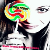 Manu Destino EDM - Ja Tebia Liubliu (feat. D. Claire) artwork