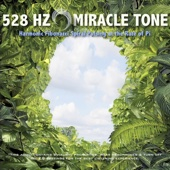 528 Hz Miracle Tone: Harmonic Fibonacci Spiral Pulsing at the Rate of Pi
