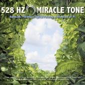 528 Hz Miracle Tone: Harmonic Fibonacci Spiral Pulsing at the Rate of Pi