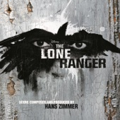 The Lone Ranger (Original Motion Picture Score) cover art