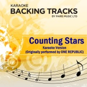 Counting Stars (Originally Performed By One Republic) [Karaoke Version] - Paris Music