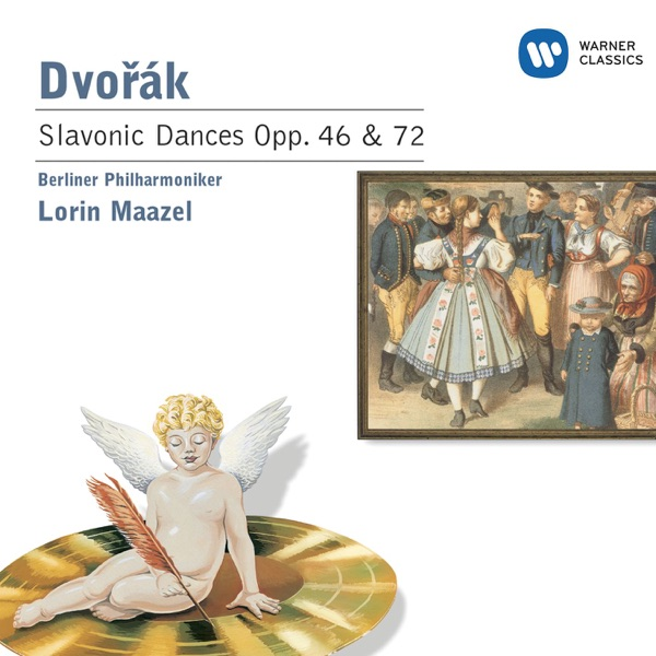 Slavonic Dances, B.83: (Op.46 - Nos. 1-8); B.147 (Op.72 - Nos. 1-8): No. 5 in B Flat Minor: Spacirká (Poco adagio - vivace), Op.72