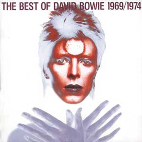 The Best of David Bowie 19691974 David Bowie CD cover