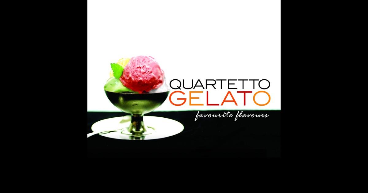 Quartetto Gelato Quartetto Gelato