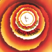 Stevie Wonder - Isn't She Lovely illustration