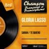 Sarah / Te Quiero (feat. Franck Pourcel Et Son Orchestre) [Mono Version] - Single, Gloria Lasso