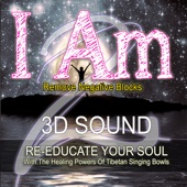 3d Sound Guided Meditation I Am 2 Remove Negative Blocks Re-Educate Your Soul With the Healing Powers of Tibetan Singing Bowls