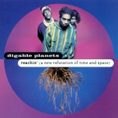 Digable Planets - Where I'm From artwork