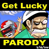 """Get Bloody,"" Daft Punk Get Lucky Happy Wheels Parody - Tobuscus & Toby Turner"