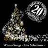 Winter Songs-Live Selections- ジャケット写真