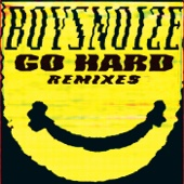 Go Hard Remixes - EP cover art