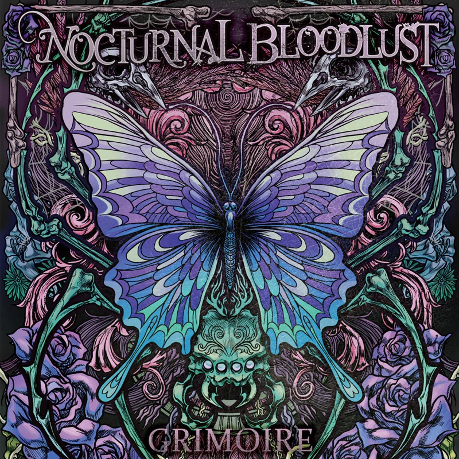 Nocturnal Bloodlust - Grimoire (2013)