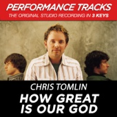 How Great Is Our God (Performance Tracks) - EP cover art