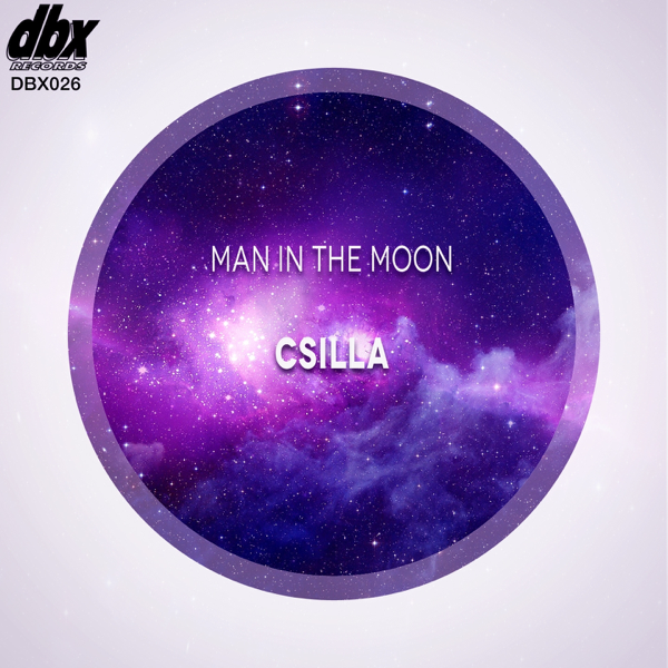 Csilla Man in the Moon Album Cover