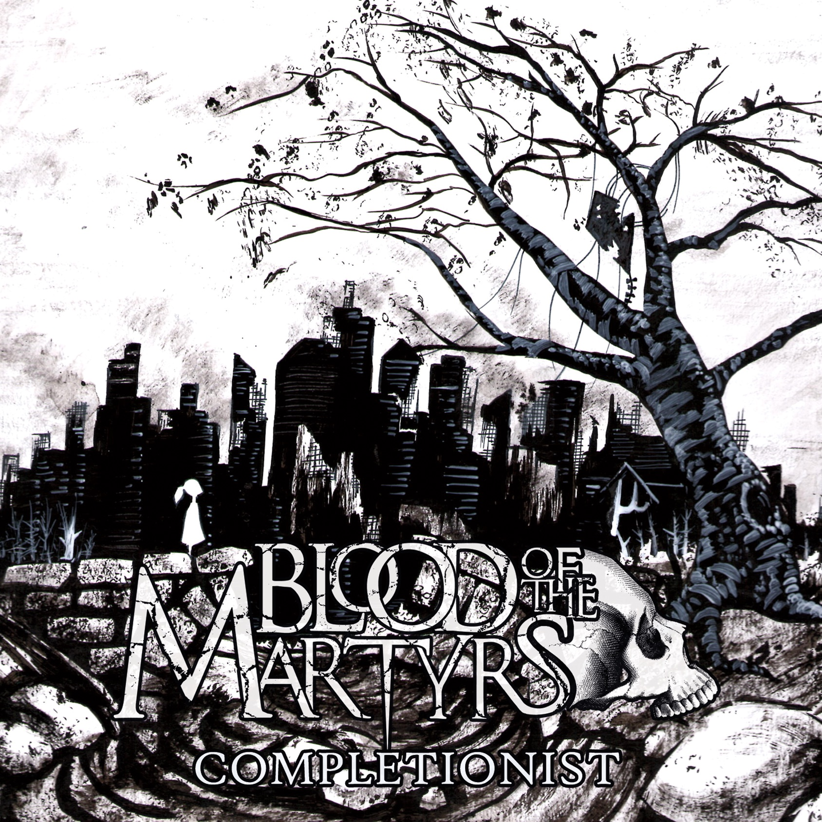 Blood Of The Martyrs - Completionist (2013)