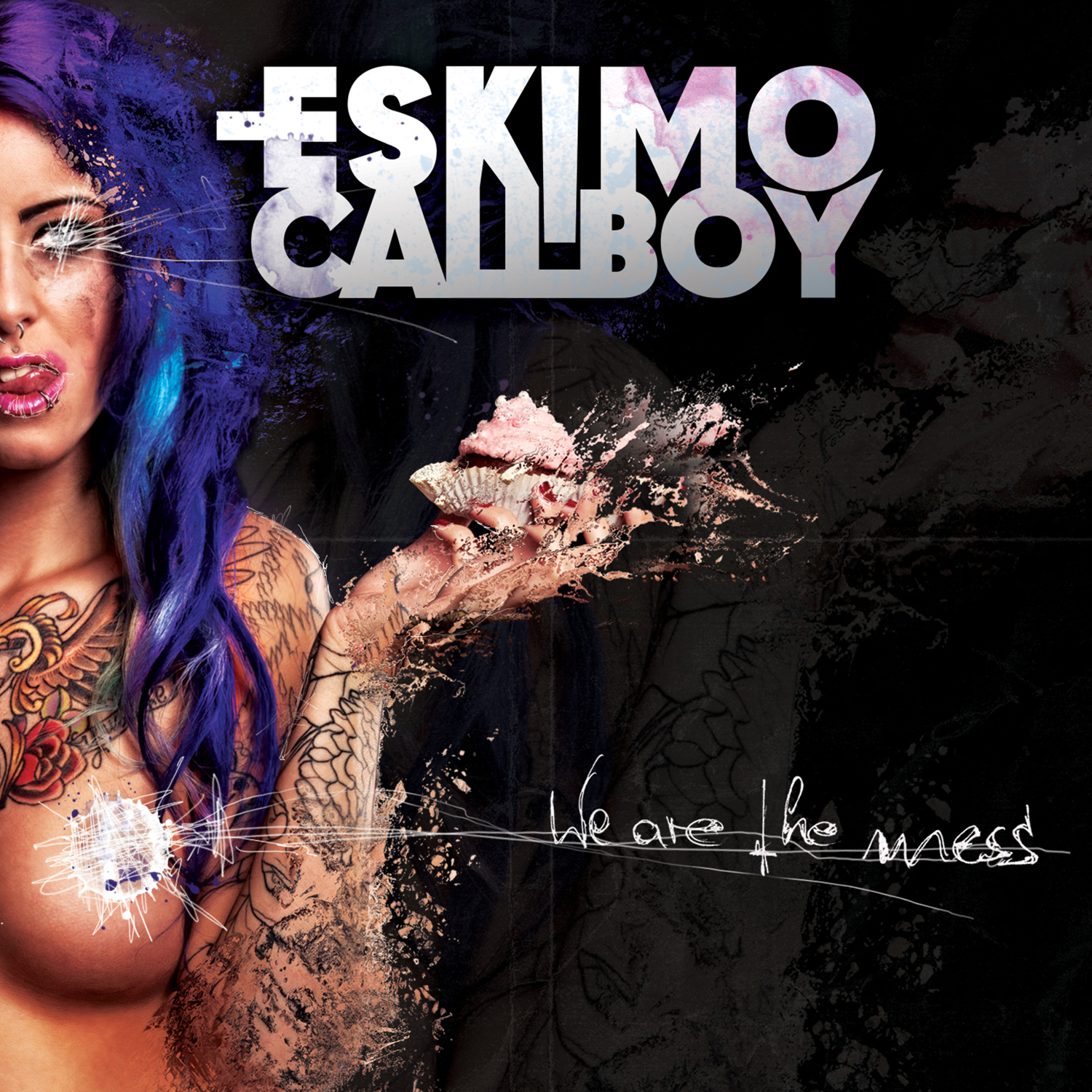 Eskimo Callboy - We Are the Mess (Deluxe Edition) (2014)