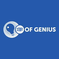 Podcast cover art for Stuff of Genius
