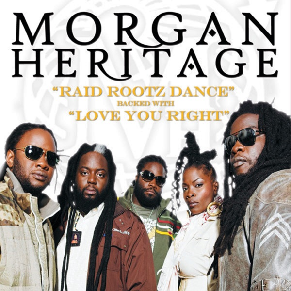 Morgan Heritage Family And Friends Vol 3 Disc 2