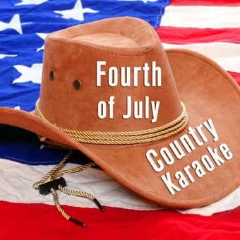Fourth of July Country Karaoke: Sing Along with These Karaoke Versions of the Most Patriotic Songs by Country Music Superstars – Various Artists