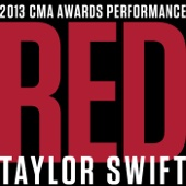 Red (feat. Alison Krauss, Edgar Meyer, Eric Darken, Sam Bush & Vince Gill) [Live At The CMA Awards / 2013] - Taylor Swift