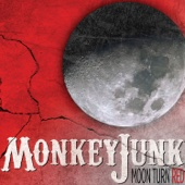 MonkeyJunk - Moon Turn Red  artwork