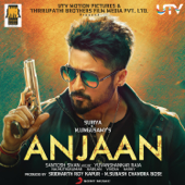 Anjaan (Original Motion Picture Soundtrack) - EP