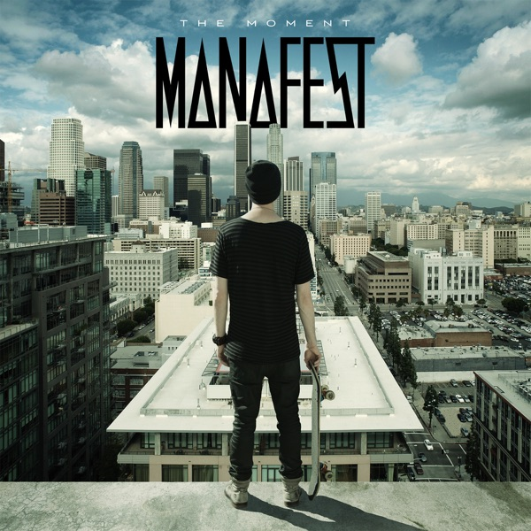 The Moment Manafest CD cover