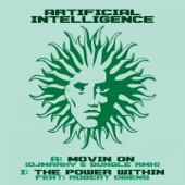 Movin' On (DJ Marky & Bungle Remix) / The Power Within - Single cover art