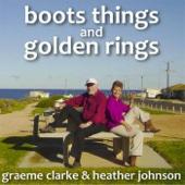 Graeme Clarke & Heather Johnson - The Wild Side of Life artwork