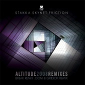 Altitude 2008 Remixes - Single cover art