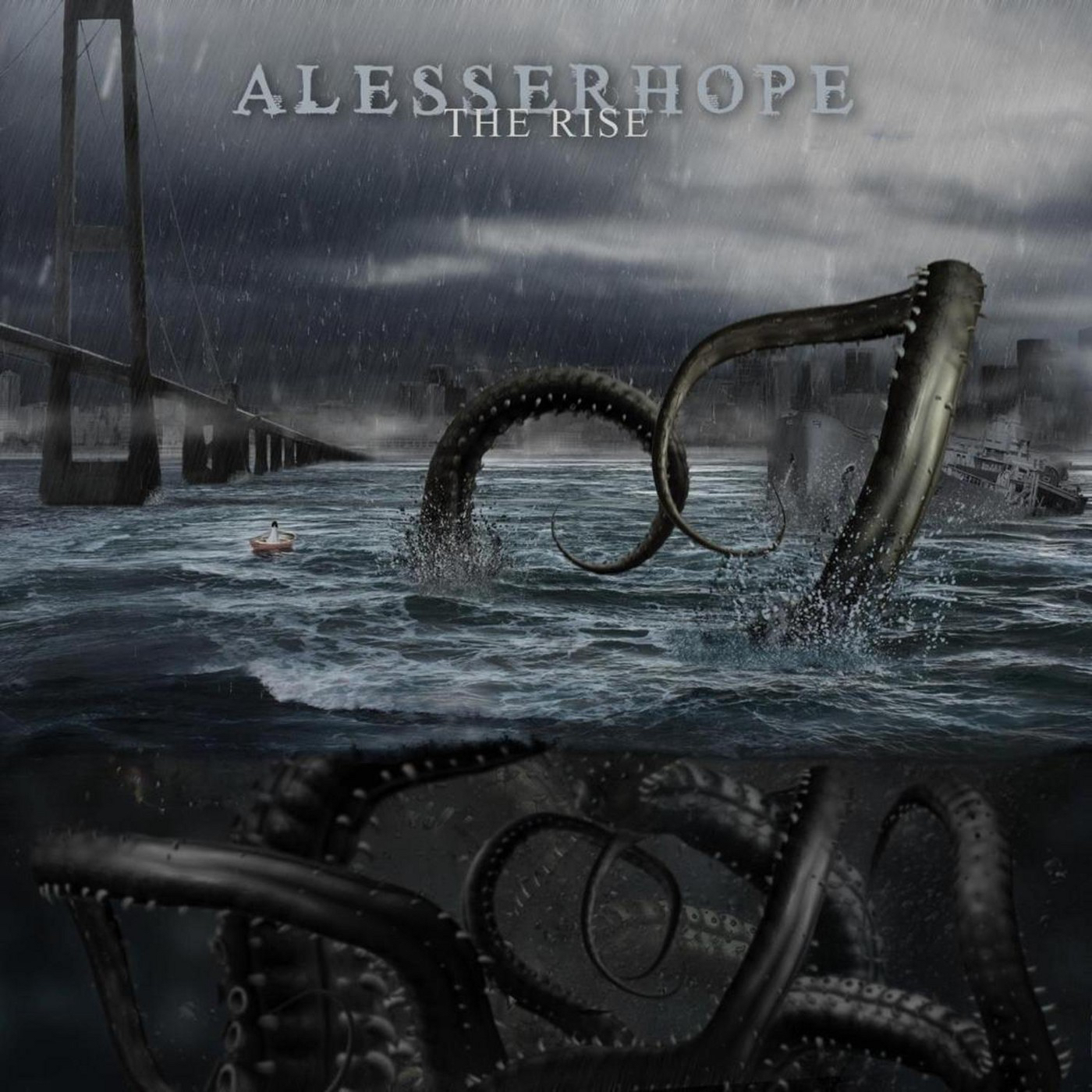 A Lesser Hope - The Rise (2012)