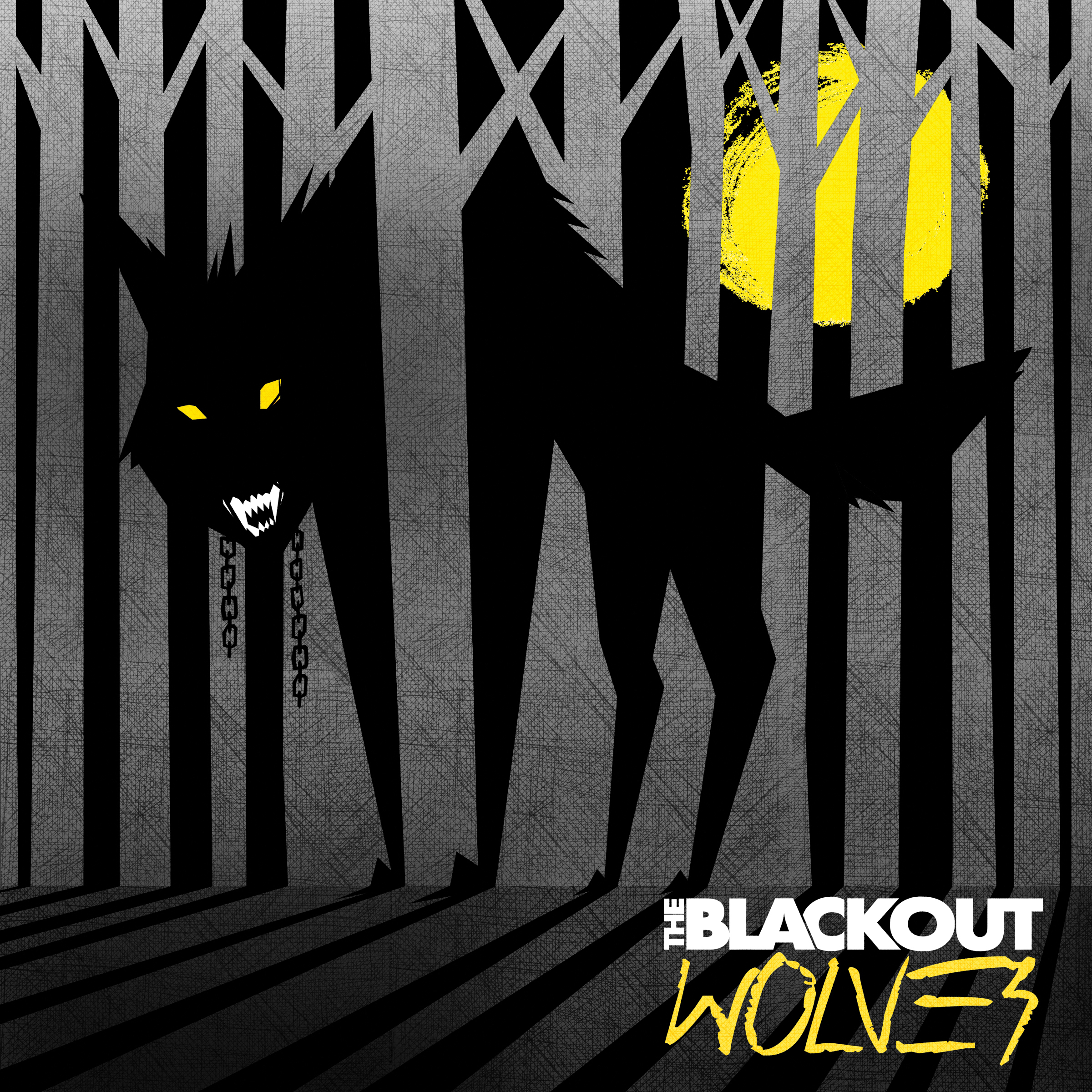The Blackout - Wolves [EP] (2014)