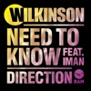 Wilkinson ft. Iman - Need To Know