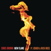New Flame (feat. Usher & Rick Ross) - Single
