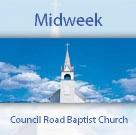 CRBC Midweek Service Podcast