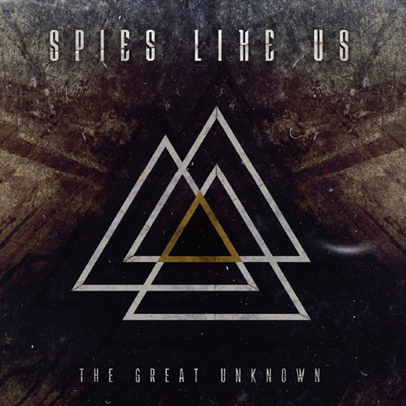 Spies Like Us - The Great Unknown [EP] (2013)
