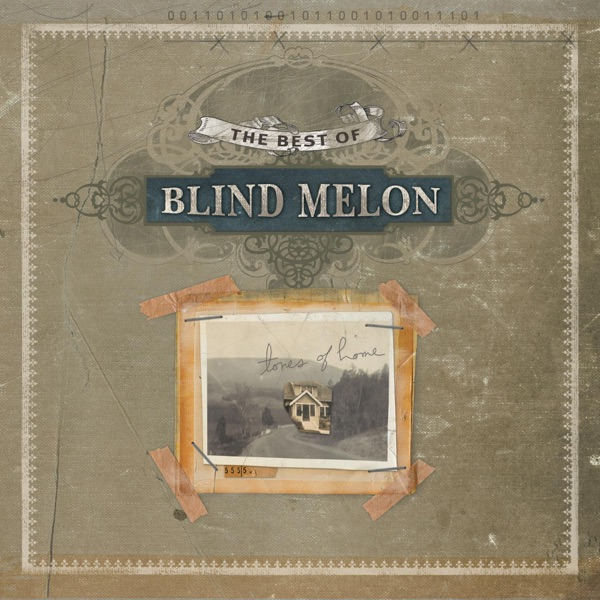 The Best Of Blind Melon Album Cover By Blind Melon