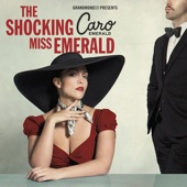 The Shocking Miss Emerald cover art