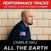 All the Earth (Performance Tracks) - EP cover art