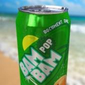 Bam Bam Pop EP cover art