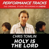 Holy Is the Lord (Performance Tracks) - EP cover art