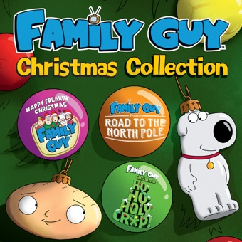 episodes 3 - Family Guy Christmas Episodes