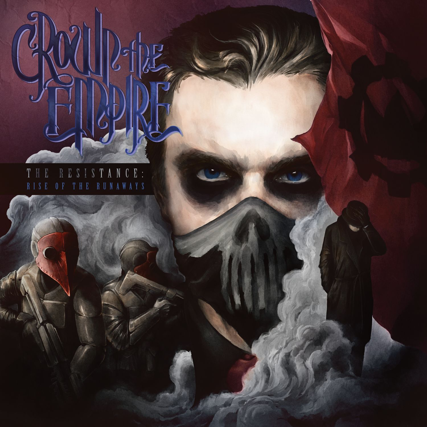 Crown the Empire - The Resistance: Rise Of The Runaways (2014)