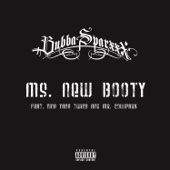Ms. New Booty - Single cover art
