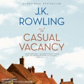The Casual Vacancy (Unabridged) - J.K. Rowling Cover Art