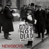 God's Not Dead (Like a Lion) - Newsboys Cover Art