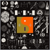Bon Iver - 22, A Million artwork