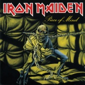 Piece of Mind (2015 Remastered Edition) - Iron Maiden Cover Art