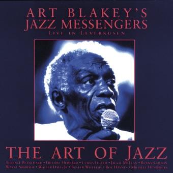 Art Blakey & The Jazz Messengers – The Art of Jazz – Live in Leverkusen [iTunes Plus AAC M4A]