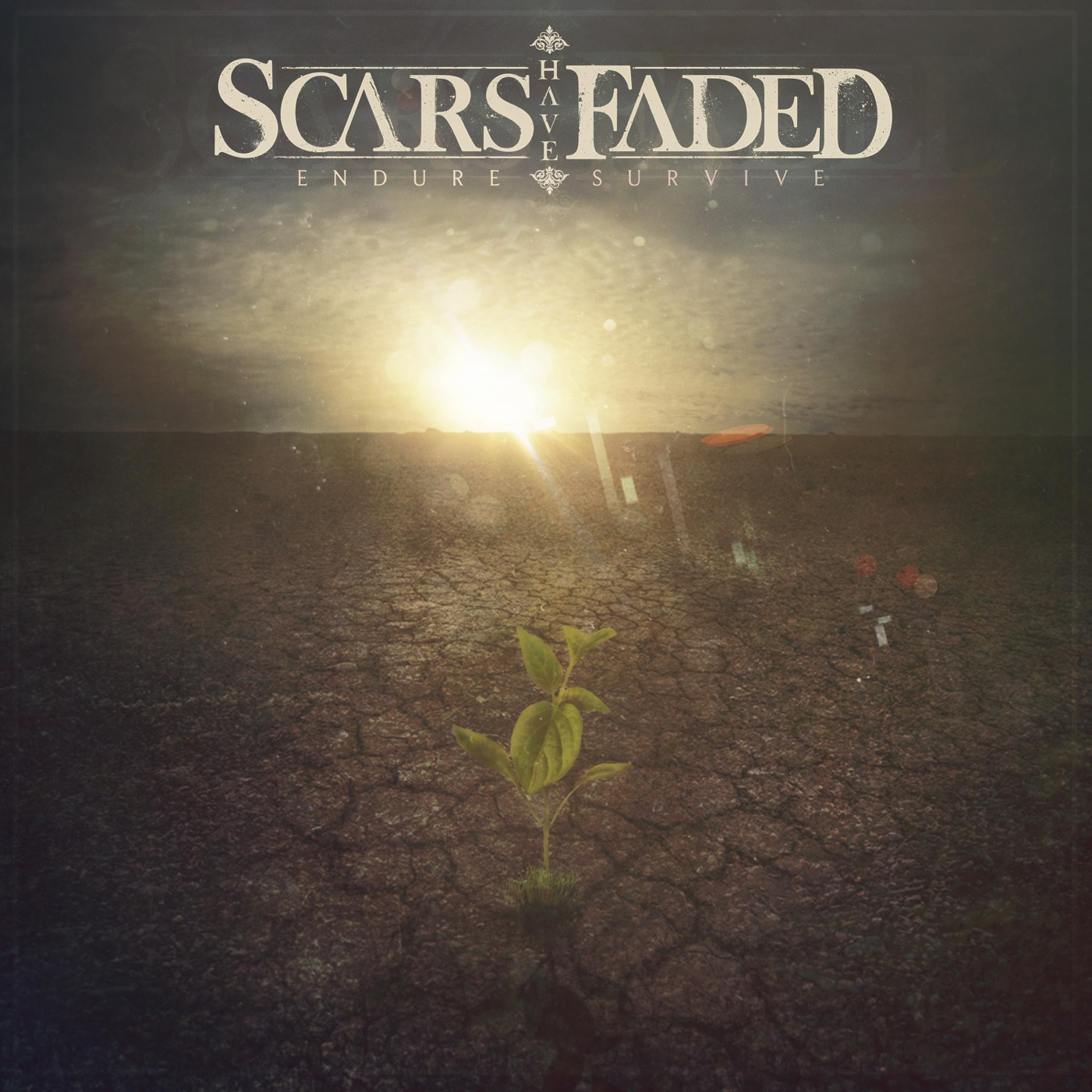 Scars Have Faded - Endure, Survive [EP] (2016)